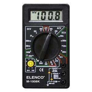 Elenco M-1008K マルチメーターキット|suzakulab