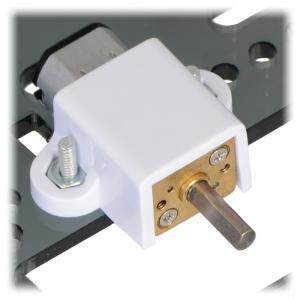 Pololu 5:1 金属マイクロギヤードモータ HP 6V 両軸仕様 suzakulab 03