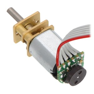 Pololu 150:1 金属マイクロギヤードモータ MP 6V 両軸仕様 suzakulab 02