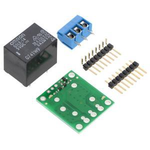 Pololu ベーシック SPDT リレーボード 5VDC リレー付 (パーツキット)|suzakulab