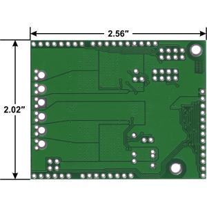 Pololu デュアルVNH5019モータドライバ Arduinoシールド|suzakulab|05