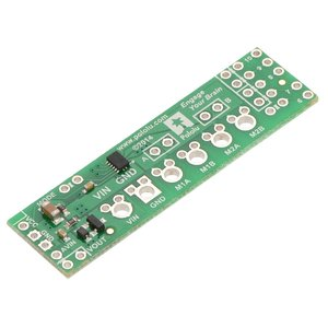 Pololu DRV8835デュアルモータドライバ Arduinoシールド|suzakulab