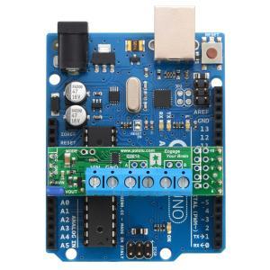 Pololu DRV8835デュアルモータドライバ Arduinoシールド|suzakulab|06