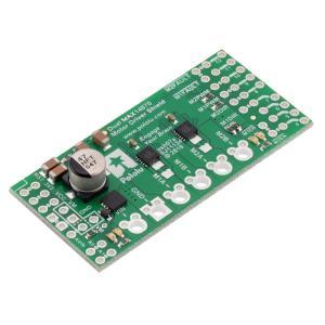 Pololu デュアルMAX14870モータドライバ  Arduinoシールド|suzakulab