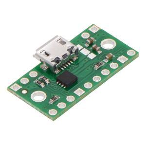 Pololu TPS2113A パワーマルチプレクサボード (USB Micro-Bコネクタ付)|suzakulab