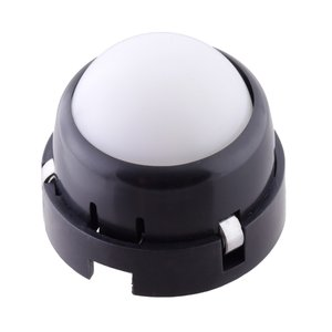 Pololu ボールキャスター (1インチ/25.4mm プラスチックボール)&ボールベアリング|suzakulab