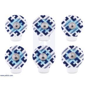 MyoWare 筋肉センサ用電極 6個入り|suzakulab