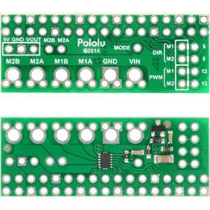 Pololu DRV8835デュアルモータドライバ Raspberry Pi 用キット|suzakulab|04