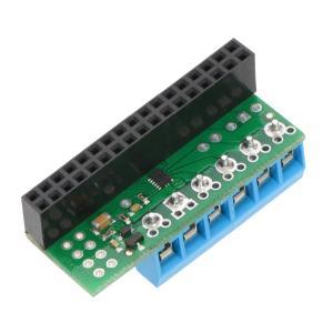 Pololu DRV8835デュアルモータドライバ Raspberry Pi 用キット|suzakulab|05