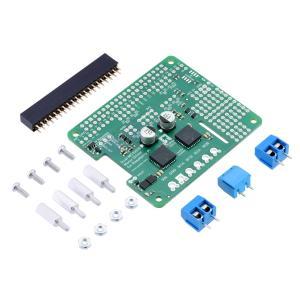 Pololu Raspberry Pi対応 デュアルMC33926 モータードライバ (パーツキット)|suzakulab