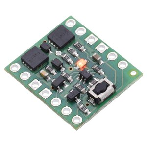 Pololu Mini 逆電圧保護付 プッシュボタンパワースイッチ LV|suzakulab