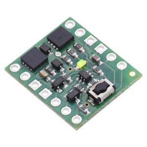 Pololu Mini 逆電圧保護付 プッシュボタンパワースイッチ SV|suzakulab