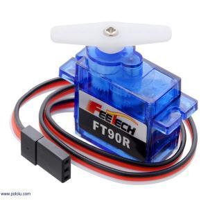 FEETECH FT90R デジタルマイクロ連続回転サーボ|suzakulab