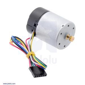 Pololu 直径37mmモータ 金属ギヤードモータ用 64CPRエンコーダ付き (ギヤボックス無し)|suzakulab
