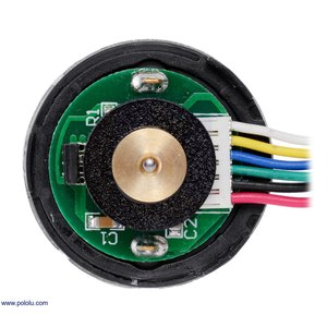 Pololu 19:1 金属ギヤードモータ 37Dx68L mm 64 CPRエンコーダ付き|suzakulab|02