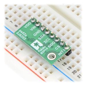 Pololu LPS25HB 気圧/標高センサボード (定電圧レギュレータ付き)|suzakulab|05