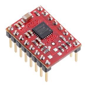 Pololu MP6500ステッピングモータドライバボード デジタル式電流制御 (ヘッダーピン実装済み)|suzakulab