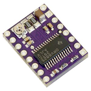 Pololu DRV8825 大電流ステッピングモータドライバボード (バルク品 ピンヘッダ無し)|suzakulab