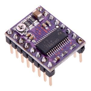 Pololu DRV8825 大電流ステッピングモータドライバボード (バルク品 ピンヘッダ実装済み) 在庫品|suzakulab