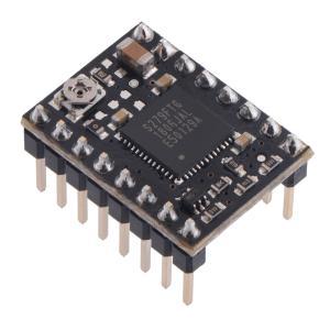 Pololu TB67S279FTGステッピングモータードライバコンパクトボード (ヘッダーピン実装済み)|suzakulab
