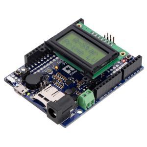 Pololu A-Star 32U4 Prime LV (microSD対応品, LCDつき) (ac03b)|suzakulab