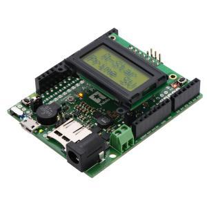 Pololu A-Star 32U4 Prime SV (microSD対応品, LCDつき) 在庫品|suzakulab