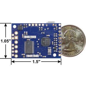 Pololu Tic T825 USB マルチインタフェース ステッピングモータコントローラ (ハンダ付済み)|suzakulab|02