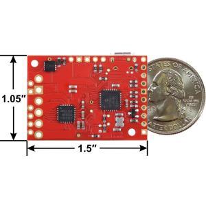 Pololu Tic T500 USB マルチインタフェース ステッピングモータコントローラ (ハンダ付済み)|suzakulab|03