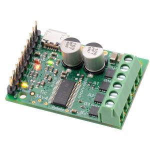 Pololu Tic 36v4 USB マルチインタフェース 高出力ステッピングモータコントローラ (ハンダ付済み)|suzakulab