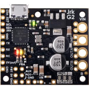 Pololu Jrk G2 18v19 フィードバック付きUSBモータコントローラ|suzakulab|02