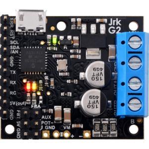 Pololu Jrk G2 18v19 フィードバック付きUSBモータコントローラ|suzakulab|05