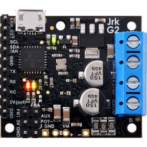 Pololu Jrk G2 24v13 フィードバック付きUSBモータコントローラ suzakulab 05