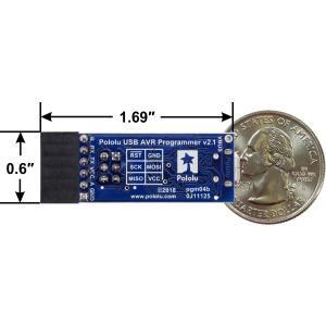 Pololu USB AVRライター v2.1|suzakulab|03