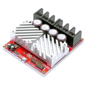RoboClaw 2x60A モータコントローラ (V7)|suzakulab
