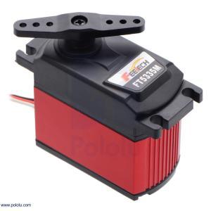 FEETECH 超高トルク 高電圧 デジタル ジャイアントサーボ FT5335M|suzakulab
