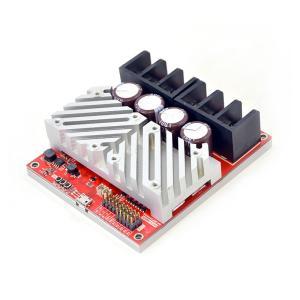 RoboClaw 2x60AHV 60V DCモーターコントローラ (V7B)|suzakulab