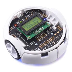 Pololu 3pi+ 32U4 ロボット ハイパー版 (15:1 HPCB モータ搭載) 組立済み|suzakulab