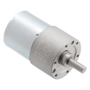 Pololu 50:1 24V金属ギヤードモータ 37Dx54L mm (ヘリカルピニオン版)|suzakulab
