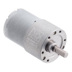 Pololu 50:1 12V金属ギヤードモータ 37Dx54L mm (ヘリカルピニオン版)|suzakulab