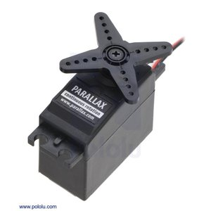 Parallax (フタバ S148) 連続回転サーボ #900-00008 在庫品|suzakulab