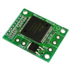 Pololu VNH2SP30モータドライバ MD01Bボード 在庫品|suzakulab