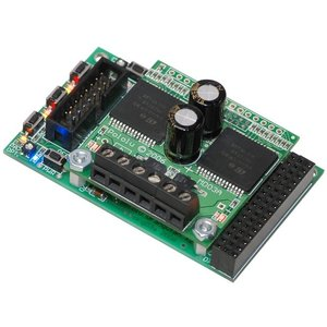 Pololu Orangutan X2 ロボットコントローラ(VNH2・LCD付)|suzakulab