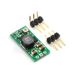 Pololu 電圧可変ブーストレギュレータ 4-25V|suzakulab