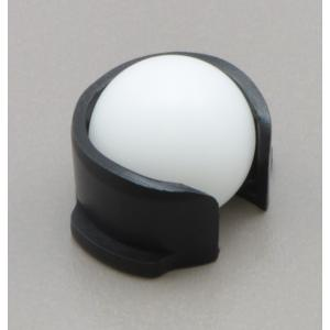 Pololu 3piロボット用 ボールキャスター 12.7mm プラスチックボール 交換部品|suzakulab