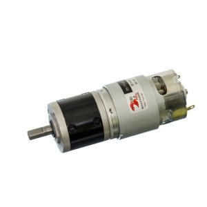 小型DCギヤードモータ RS-775GM024-METAL-D Dカット軸・初段金属ギヤ仕様|suzakulab