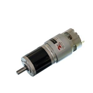小型DCギヤードモータ RS-775GM104-METAL-KEY キー溝軸・初段金属ギヤ仕様|suzakulab