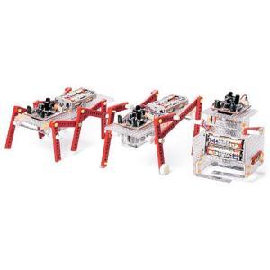 タミヤ 音センサー歩行ロボット製作セット|suzakulab