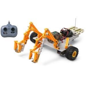 タミヤ 3ch RCロボット製作セット|suzakulab