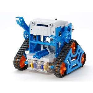タミヤ カムプログラムロボット工作セット|suzakulab