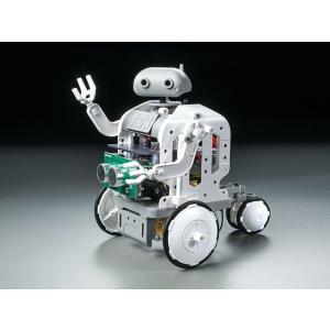 タミヤ マイコンロボット工作セット (ホイールタイプ)|suzakulab